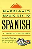 Madrigals Magic Key to Spanish - book cover picture