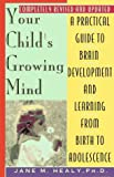 Your Child's Growing Mind - book cover picture