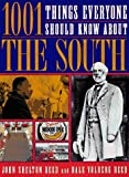 1001 Things Everyone Should Know About the South - book cover picture