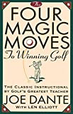 Four Magic Moves to Winning Golf - book cover picture