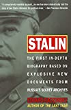 Stalin : The First In-depth Biography Based on Explosive New Documents from Russia's Secret Archives - book cover picture