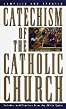 Catechism of the Catholic Church - book cover picture