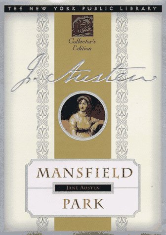 Mansfield Park (New York Public Library Collector's Editions), Austen, Jane