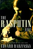 The Rasputin File - book cover picture