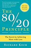 Buy The 80/20 Principle: The Secret to Success by Achieving More with Less from Amazon