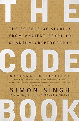 Code Book : The Science of Secrecy from Ancient Egypt to Quamtum Cryptography