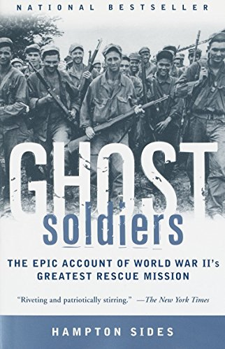 Ghost Soldiers Book Cover Picture