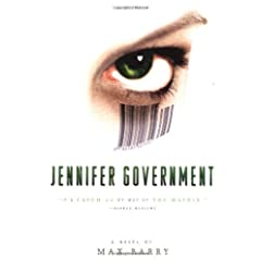 Jennifer Government Characters | RM.