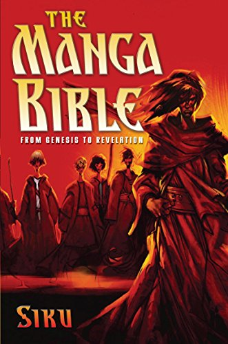 The Manga Bible: From Genesis to Revelation cover
