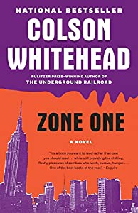 REVIEW: Zone One by Colson Whitehead