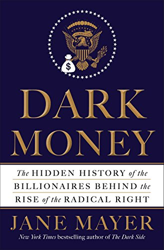 Dark Money Book Cover Picture