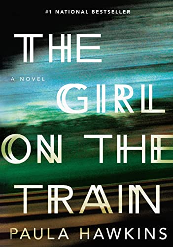 The girl on the train / Paula Hawkins.