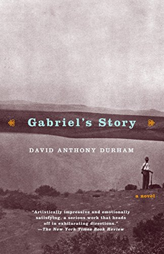 Gabriel's Story: A Novel, Durham, David Anthony