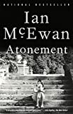 Atonement : A Novel - book cover picture