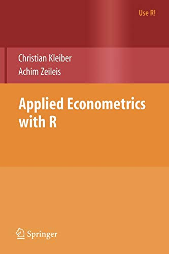 Applied Econometrics with R (Use R!)