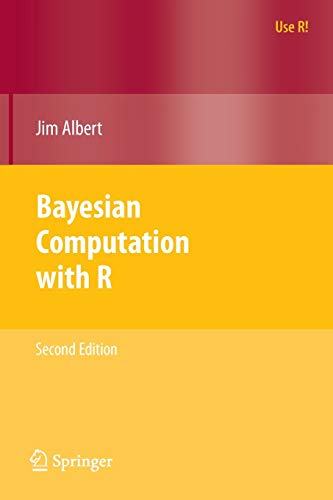 Bayesian Computation with R (Use R!)