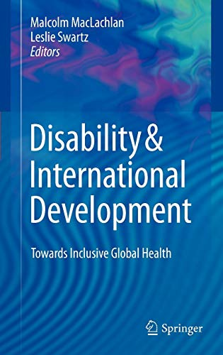 PDF Disability International Development Towards Inclusive Global Health