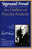 Book Cover: Sigmund Freud: An Outline Of Psycho-analysis by Peter Gay