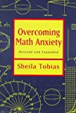 Overcoming Math Anxiety - book cover picture
