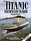 Titanic: Triumph and Tragedy - book cover picture