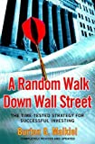 Buy A Random Walk Down Wall Street, Completely Revised and Updated Edition from Amazon