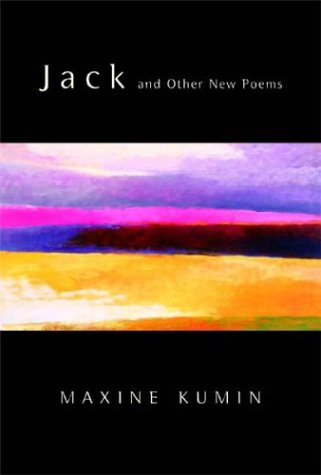 Jack And Other New Poems, Kumin, Maxine
