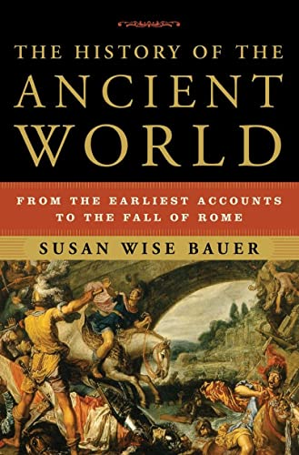 The History of the Ancient World Book Cover Picture
