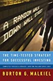 Buy A Random Walk Down Wall Street: The Time-Tested Strategy for Successful Investing, Ninth Edition from Amazon