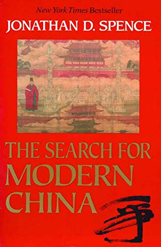 The Search for Modern China Book Cover Picture