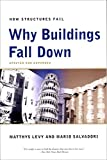 Why Buildings Fall Down: How Structures Fail by Matthys Levy, et al