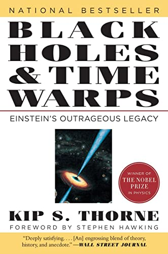 Black Holes and Time Warps: Einstein's Outrageous Legacy