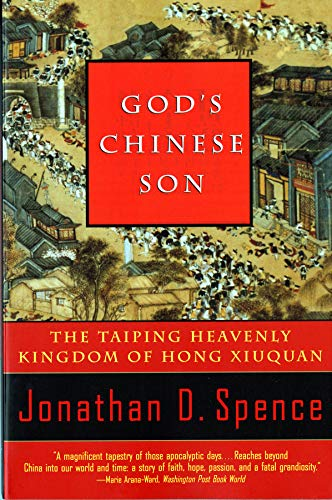 God's Chinese Son Book Cover Picture