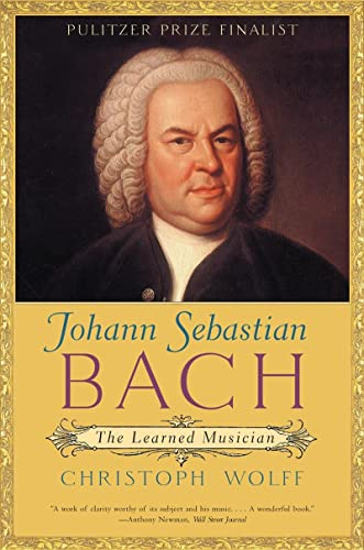 a biography of johann sebastian bach a german composer and musician German composer, organist, and musician the works of the german composer  and organist johann sebastian bach are the utmost expression of polyphony (a.