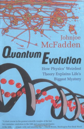 Quantum Evolution, by McFadden, John Joe