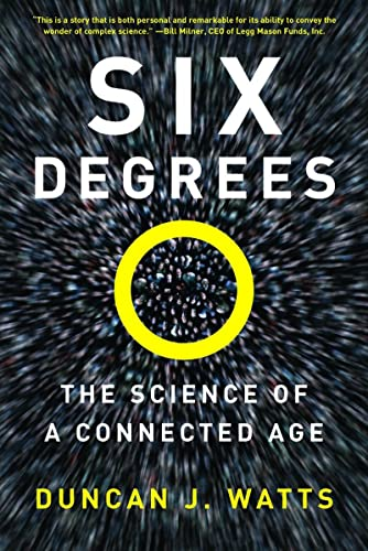 Six Degrees: The Science of a Connected Age (Open Market Edition)