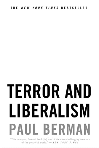 Terror and Liberalism, by Berman, P.