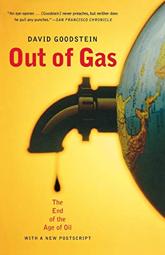Out of Gas, by Goodstein, David
