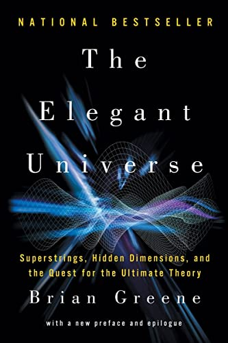 The Elegant Universe Book Cover Picture
