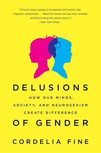 Delusions of Gender Book Cover Picture