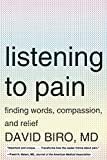Listening to Pain