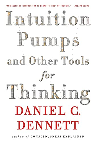 Intuition Pumps And Other Tools for Thinking Book Cover Picture