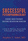 Successful Psychopharmacology by Stephen V. Sobel