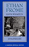 Ethan Frome: Authoritative Text Backgrounds and Contexts Criticism (Norton Critical Editions) - book cover picture