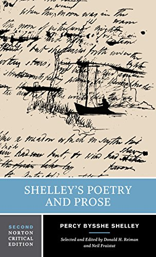 an introduction to the life and literature by percy bysshe shelley The complete poetical works of percy bysshe shelley the george h woodberry cambridge edition from 1901, maintained by columbia university the devil's walk a.