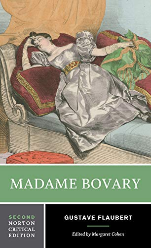 7. Madame Bovary by Gustave Flaubert (1857)