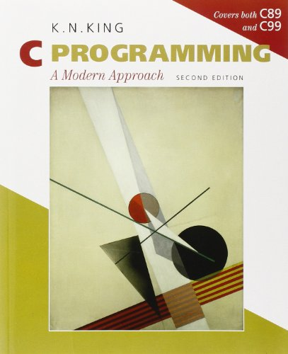 439. C Programming: A Modern Approach, 2nd Edition