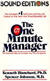 The One Minute Manager : The Quickest Way to Increase Your Own Prosperity - book cover picture