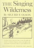 Singing Wilderness - book cover picture