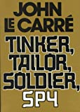 Tinker, Tailor, Soldier, Spy - book cover picture