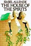 House of the Spirits - book cover picture